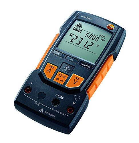 Preisvergleich Produktbild Testo Digital Multimeter 1 Stück, 0590 7601