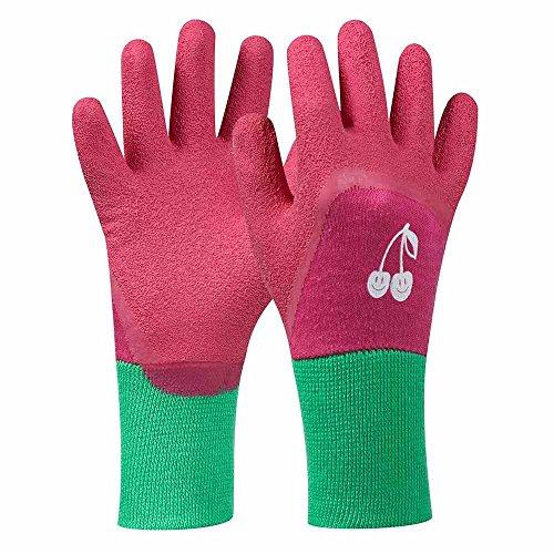 Tommi 779940 Handschuh Kirsche 4-6 Jahre, Rosa