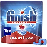 Finition All in One Max Original tablettes pour lave-vaisselle, Lot de 155