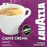 Lavazza A Modo Mio Lungo Dolce, Kaffee, Kaffeekapseln, Arabica, 80 Kapseln