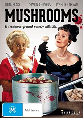 Mushrooms ( ) [ Australische Import ]