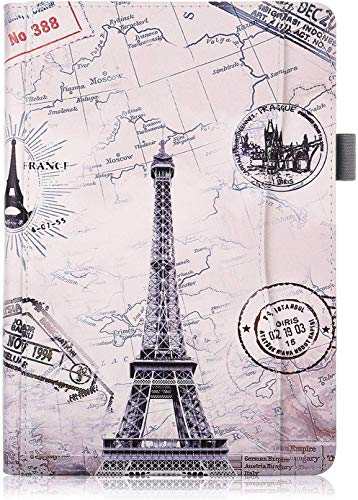 "ProElite HandStrap Smart case Cover for Samsung Galaxy Tab A 10.1"" SM-T510/SM-T515 [Eiffel]"