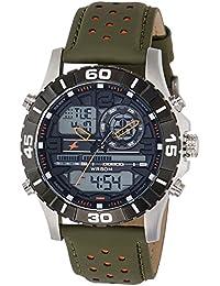 Fastrack Analog-Digital Black Dial Men's Watch-38035SL03