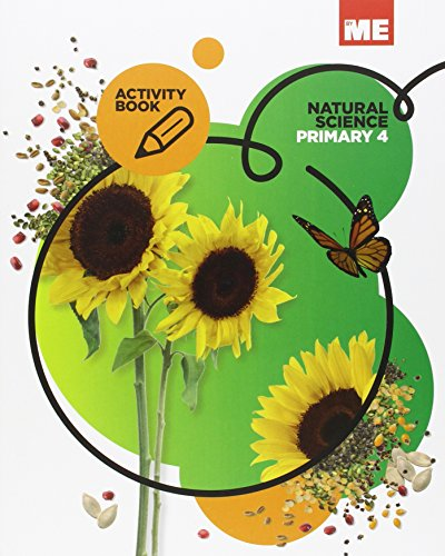 Natural Science Activity Book 4º par Aa.Vv.
