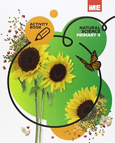 Natural Science, 4 Primary : Activity Book por From Ediciones Bilingües