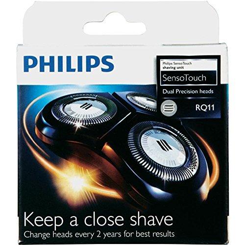 Philips RQ11Scherköpfe RQ1150, RQ1160, RQ1180, RQ1160CC, RQ1180CC, RQ1131, RQ1175, RQ1195 -