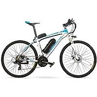 Vélo électrique puissant puissant de vélo de la puissance T8 36V, vélo de montagne électrique de haute qualité et de mode VTT, adoptez la fourchette de suspension