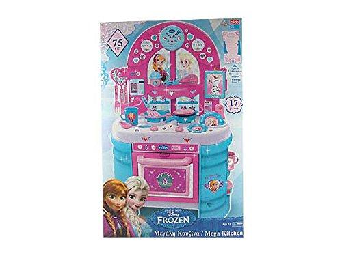 Frozen cucina grande giocattolo gioco idea regalo natale #ag17