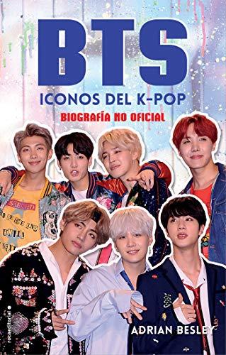 BTS. Iconos del K-Pop (Roca Juvenil) por Adrian Besley