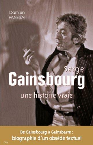 Livre Telechargement Gratuit Serge Gainsbourg Une Histoire