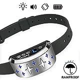 PetInn Anti-Bell-Halsband für Kleine und Mittelgroße Hunde Vibrationshalsband Gegen Bellen mit Vibration und Ton