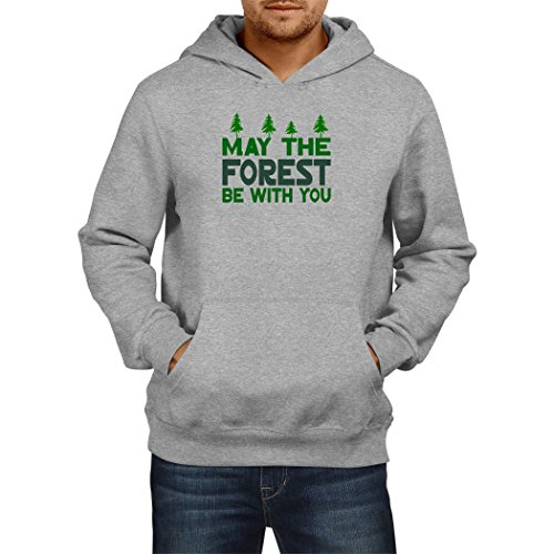 may-the-forest-be-with-you-nature-slogan-dope-unisex-pullover-hoodie-medium
