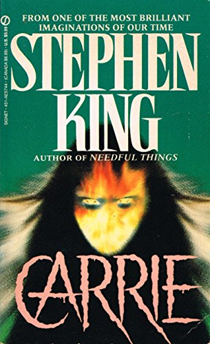 Book cover for Carrie