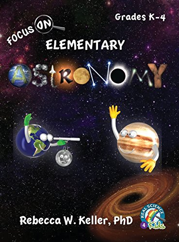Focus on Elementary Astronomy Student Textbook (Hardcover)