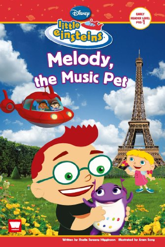 Disney Little Einsteins: Melody the Music Pet