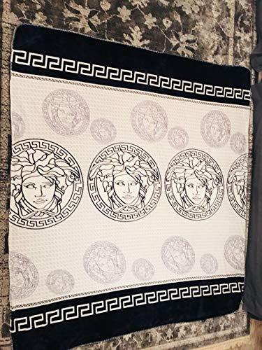 953510c3530019 Deko Well Neuheit Elegant Edel Luxus (Medusa Versac Tagesdecken)