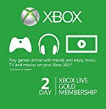 Xbox Live Gold Membership - 48 Hour / 2 Day
