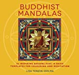 Buddhist Mandalas Colouring Book (Watkins Adult Coloring Pages)