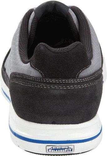 Skechers Arcade Ii - Circulate, Herren Sneakers Grey (Grey/Charcoal Gycc)