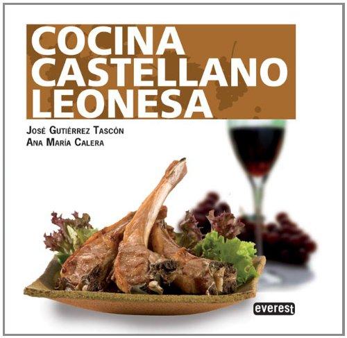 Portada del libro Cocina Castellano-Leonesa (Cocina tradicional española)