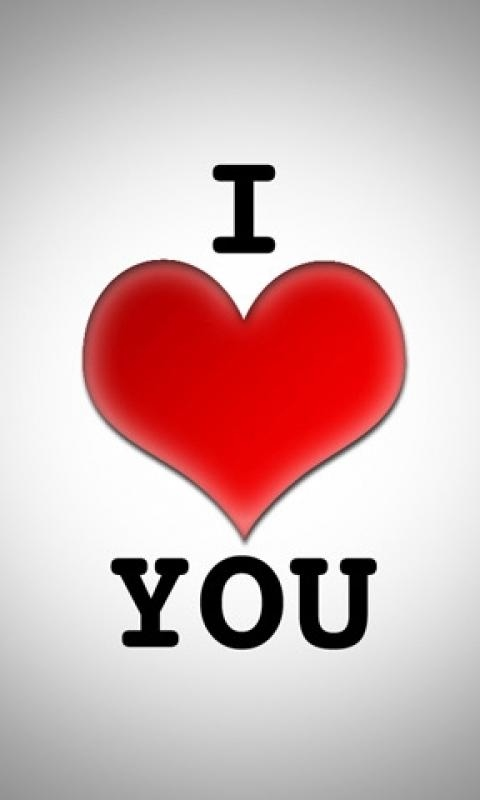 I Love U Wallpaper Amazonfr Appstore Pour Android