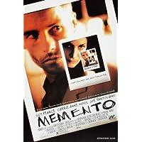 Memento Póster de la película Póster Tamaño aproximado 12x 8pulgadas