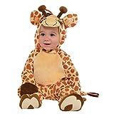 Amscan Baby-Kostüm Giraffe