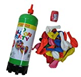 Ballon Party/ Ballon - Heliumgas - Packung 2L