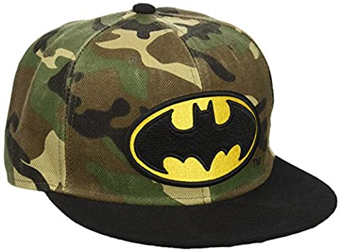 Batman Army Military Base Cap Camouflage khaki