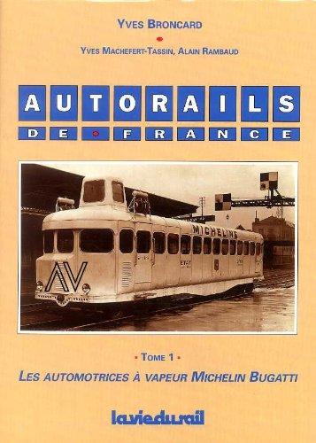 Autorails de France T1