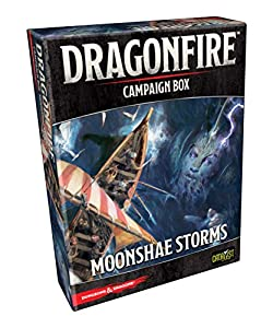 Catalyst Game Labs cat16301-DragonFire: Moon Shae Storms
