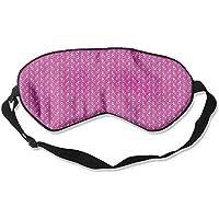 Eye Mask Eyeshade Skull Pink Background Sleeping Mask Blindfold Eyepatch Adjustable Head Strap preisvergleich bei billige-tabletten.eu