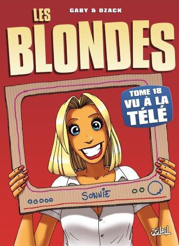 Les Blondes T18: Vu à la Télé
