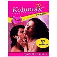 PleasureWorld - Kohinoor Kondom Rosa 10s preisvergleich bei billige-tabletten.eu