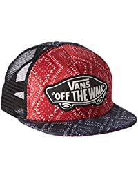 Vans Beach Girl Casquette Femme, Bandana Chili P, FR : OS (Taille Fabricant : Taille Unique)