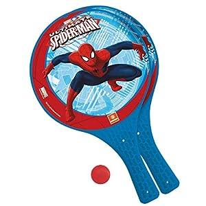 Spiderman Juego de Palas de Playa con Pelota (Mondo 15005)