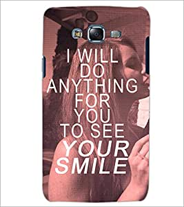 PrintDhaba Quote D-4898 Back Case Cover for SAMSUNG GALAXY ON 7 (Multi-Coloured)