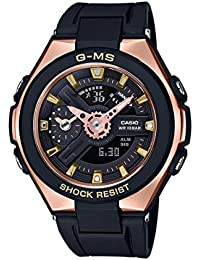 Casio Baby-g Analog-Digital Black Dial Women's Watch - MSG-400G-1A1DR (BX108)