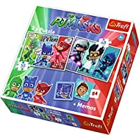 PJ Masks 90710 Jigsaw Puzzles  3 Years & Above,Multi color