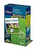 Caillard PFSA19804 Graines de Gazon Sport et Jeux 1 kg 40 m²