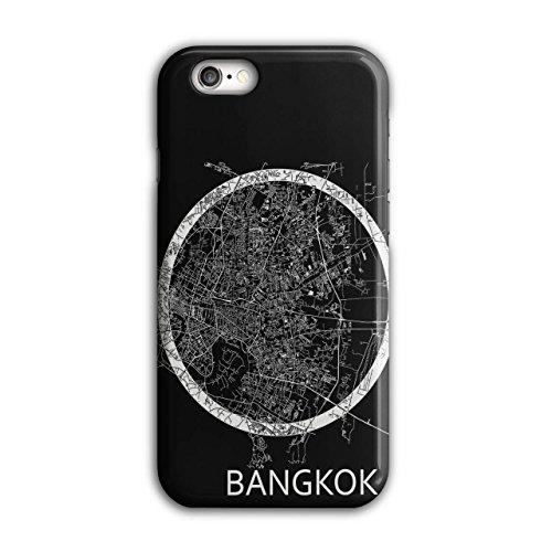Thailand Bangkok Karte Groß Stadt iPhone 6 / 6S Hülle | Wellcoda