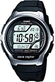 Casio Mens Wave Ceptor Bracelet Digital Watch, Radio Controlled