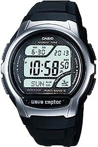 Casio WV-58U-1AVEF Wave Ceptor Men's Resin Strap Digital Watch