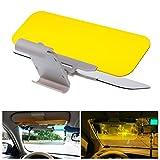 AlierGo Auto Blendschutz + Sonnenschutz Frontscheibe Blendscheinwerfer für Tag und Nacht Regen und Nebel