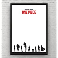 One Piece Poster - Anime Wall Art Print Decor Manga Room Gift- Frame Not Included