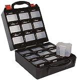 Perel Obb1Boîte à outils en plastique avec 18boîtes avec clip pour ceinture