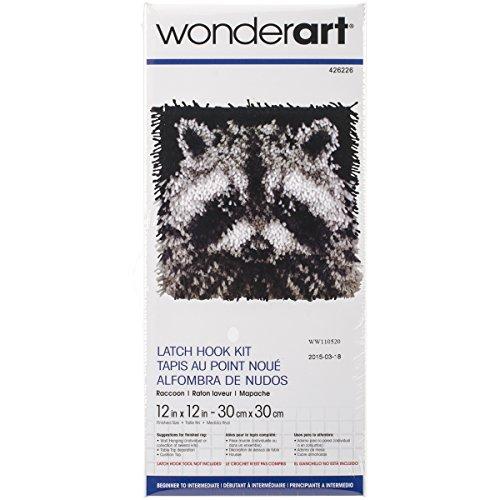 Spinrite Wonderart Latch Hook Kit 12