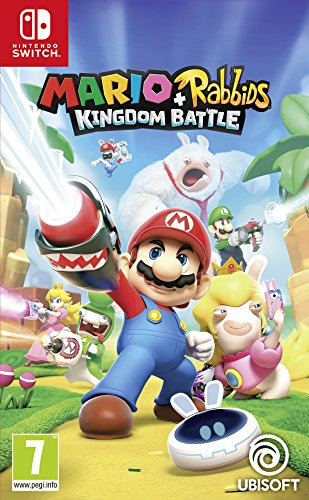Mario + Rabbids Kingdom Battle - Nintendo Switch [Edizione: Regno Unito]