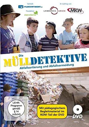 Die Mülldetektive: Abfallsortierung und Abfallvermeidung