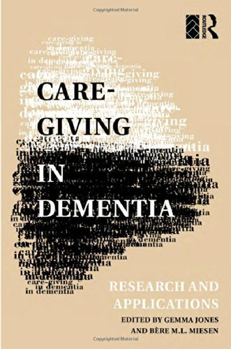 care-giving-in-dementia-volume-1-research-and-applications-vol-1-by-unknown-1993-paperback